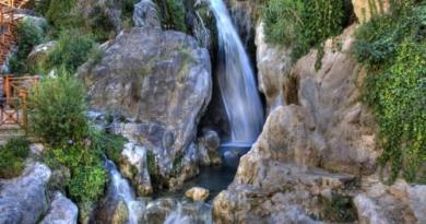 Lugares en los que darse un baño en la Comunitat Valenciana