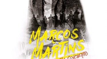 Concierto de Marcos Martins y la Xenillet Band en el Auditori