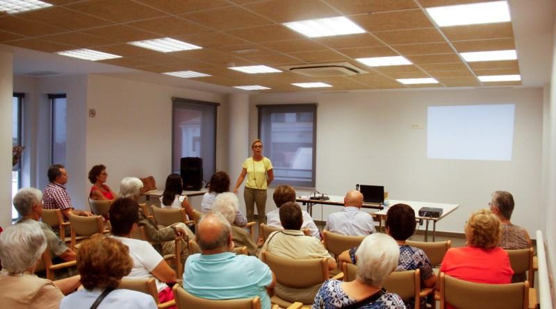 Virgen del Olivar acoge una charla sobre el Alzheimer