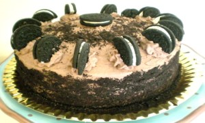 Tortas decoradas con galletas oreo (9)