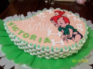 Tortas decoradas con merengue (10)