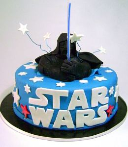 10 originales tortas decoradas de Star Wars (9)
