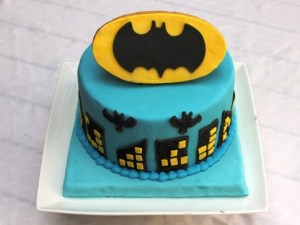 10 tortas decoradas de Batman (5)