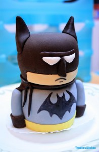 10 tortas decoradas de Batman (8)
