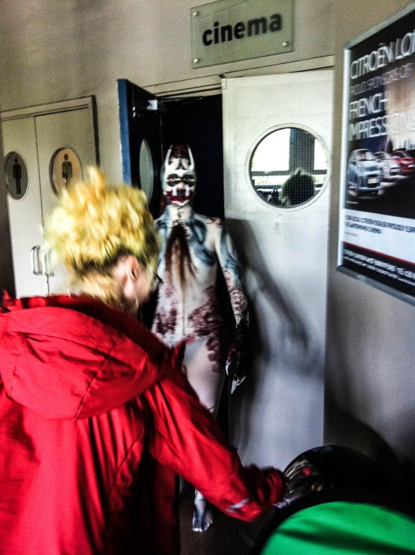 Monster in the Cinema