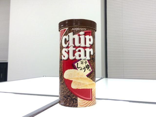 チップスターS 旨辛しょうゆ味