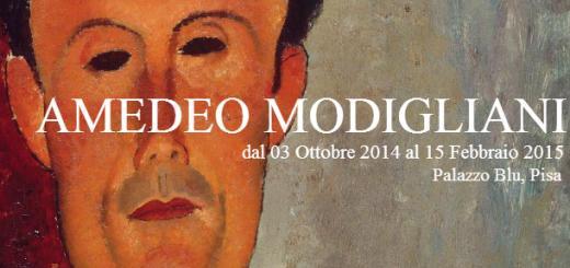 Modigliani - Palazzo Blu -Pisa