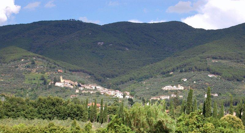 Monte Pisano in Toscana | Montepisano territorio ospitale