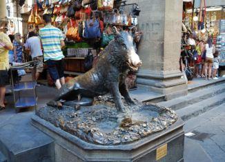 Loggia del Mercato Nuovo in Florence
