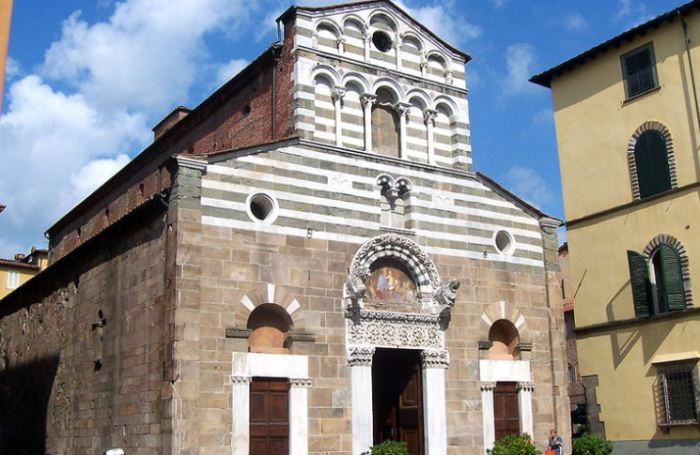 San Giusto kerk