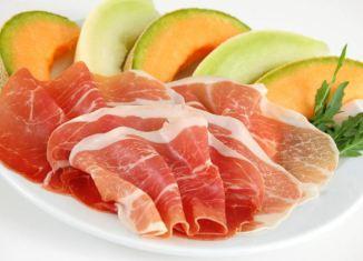 Ham met Meloen - Prosciutto e melone