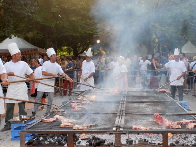 Sagra della Bistecca - T-bone Steak Festival