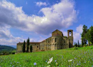 Kerken bezoeken in Toscane