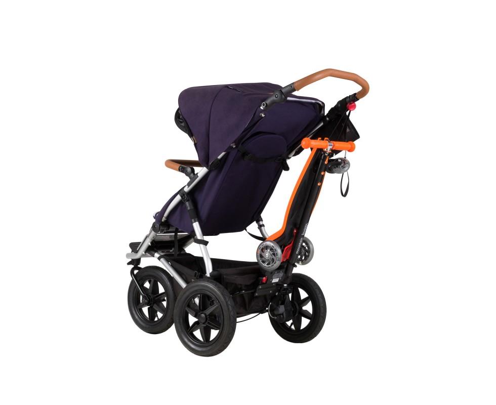 Mountain Buggy Duet 2.5 Patinete Universal Freerider Compatible Con Silla Mountain
