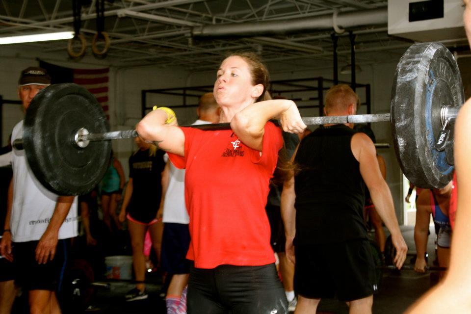 Thursday 20120809 Open Workout Crossfit Team Offutt