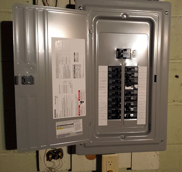 Electrical Fuse Box - Wiring Diagrams