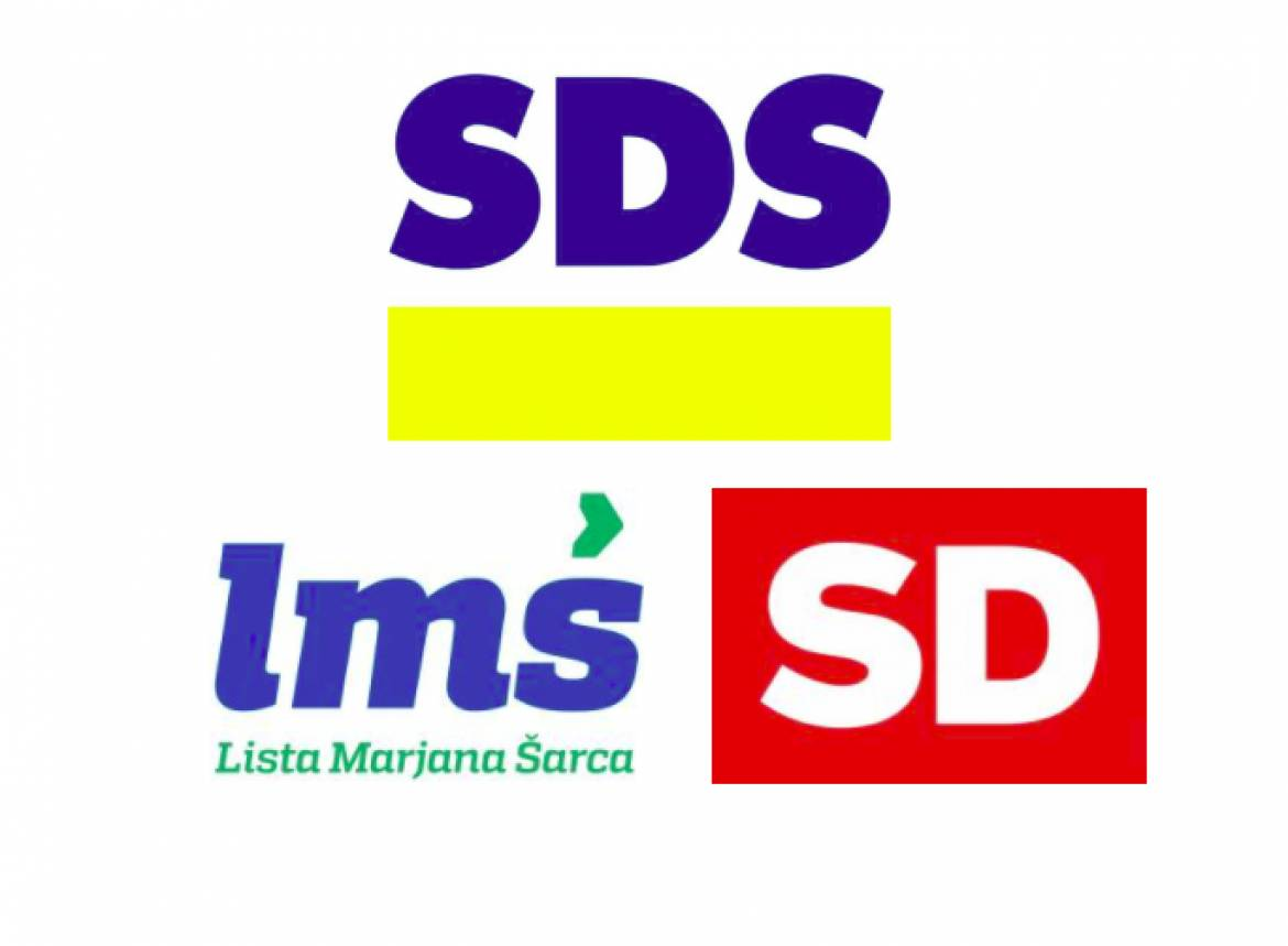 Election Poll Poll Shows Sds Ahead Of Šarec And Sd As June 3 Election Heats Up