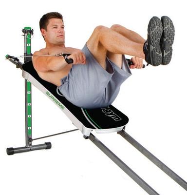Total Gym Supreme Total Gym