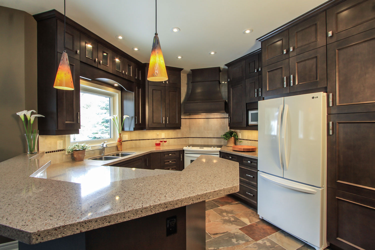 Kitchen Cabinets Newmarket Minesing Kitchen - Total Living Concepts