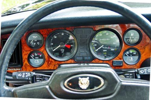 1984 Jaguar XJ6 5-Speed Find Another One in the States\u2026 Totally