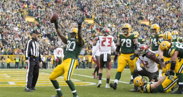 Maaaan Jamaal Williams Is Going To Be Starting RB Total Packers