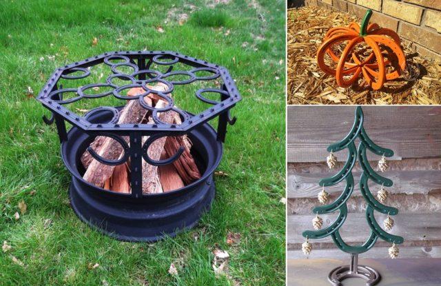 Diy Horseshoe Craft Project Ideas Total Survival