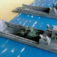 R15MV001 - Landing Craft - Mechanised (LCM)
