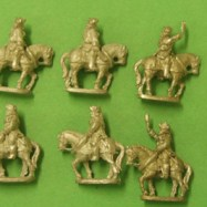 CM08 Prussian Artillery Outriders for CM1 & 6
