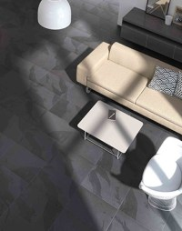 Brazilian Grey Slate Effect Porcelain Floor Tile