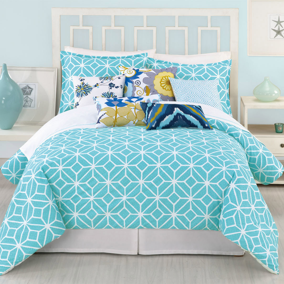 Displaying 14 gt images for turquoise and pink bedding