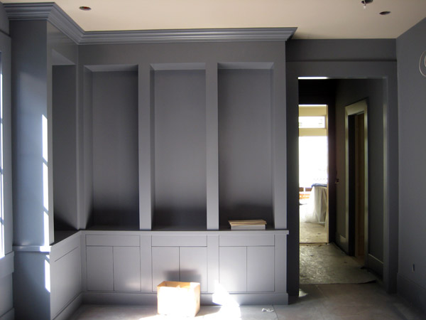 Pac Heights Paint! | To The Studs