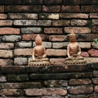 Buddha Reihe