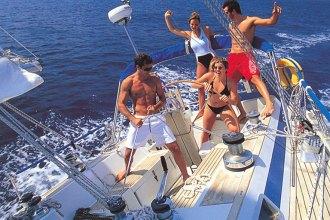 Яхта Solaia, Pupa yachting