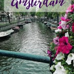 From Here To There: Amsterdam