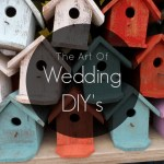Wedding Wednesday {Let's Talk DIYs}
