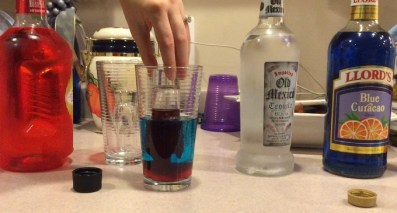 Shark Attack Shot