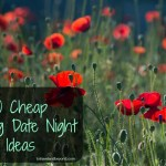 Cheap Date Night Ideas for Spring