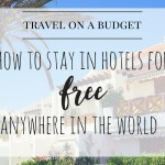 Travel On A Budget: Booking a Hotel