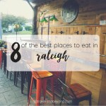 Where To Eat In Raleigh, North Carolina