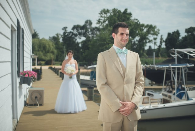 Why We Did A First Look Wedding Wednesday Link-up To Travel And beyond