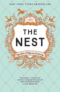 the nest show us your books linkup