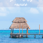 Exploring Isla Mujeres, Mexico By Golf Cart