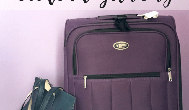 Packing for a weekend getaway to travel and beyond