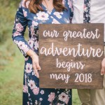 Baby Volpe Is on The Way!