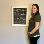 Bump Date | # 1 – 15 Weeks