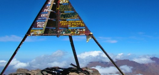 Trekking tours on Mount Toubkal.