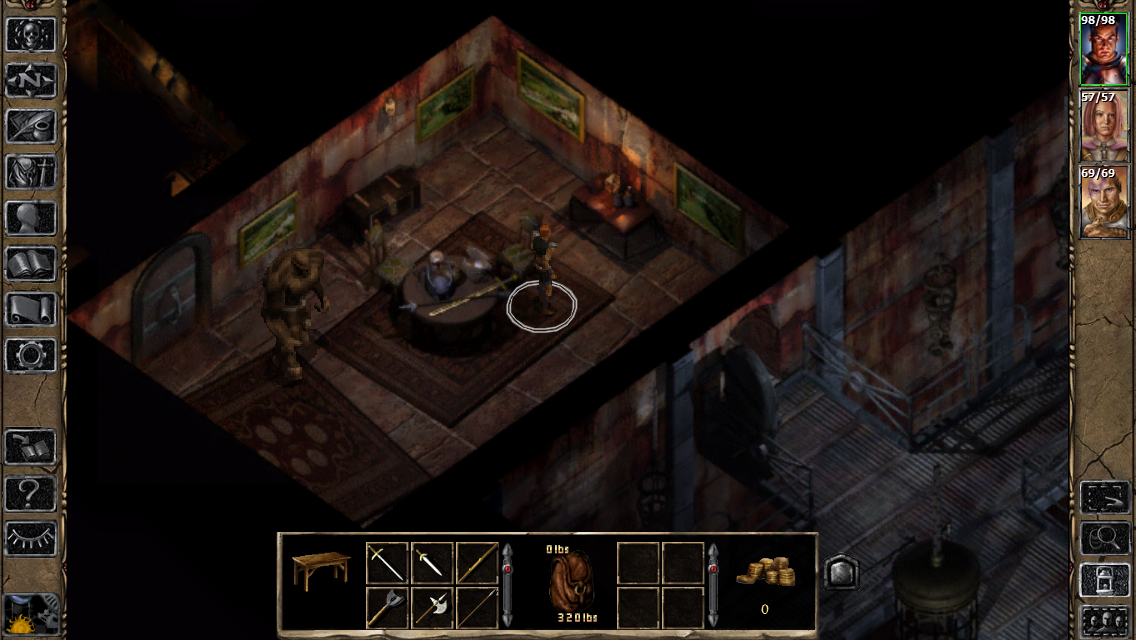 Create Your Own Iphone Wallpaper Online Baldur S Gate 2 Enhanced Edition Review One Of The