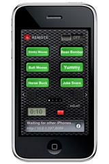 Remote Sound Box