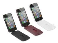 TUNEWEAR TUNEFLIP for iPhone 4S/4 ブラック TUN-PH-000115