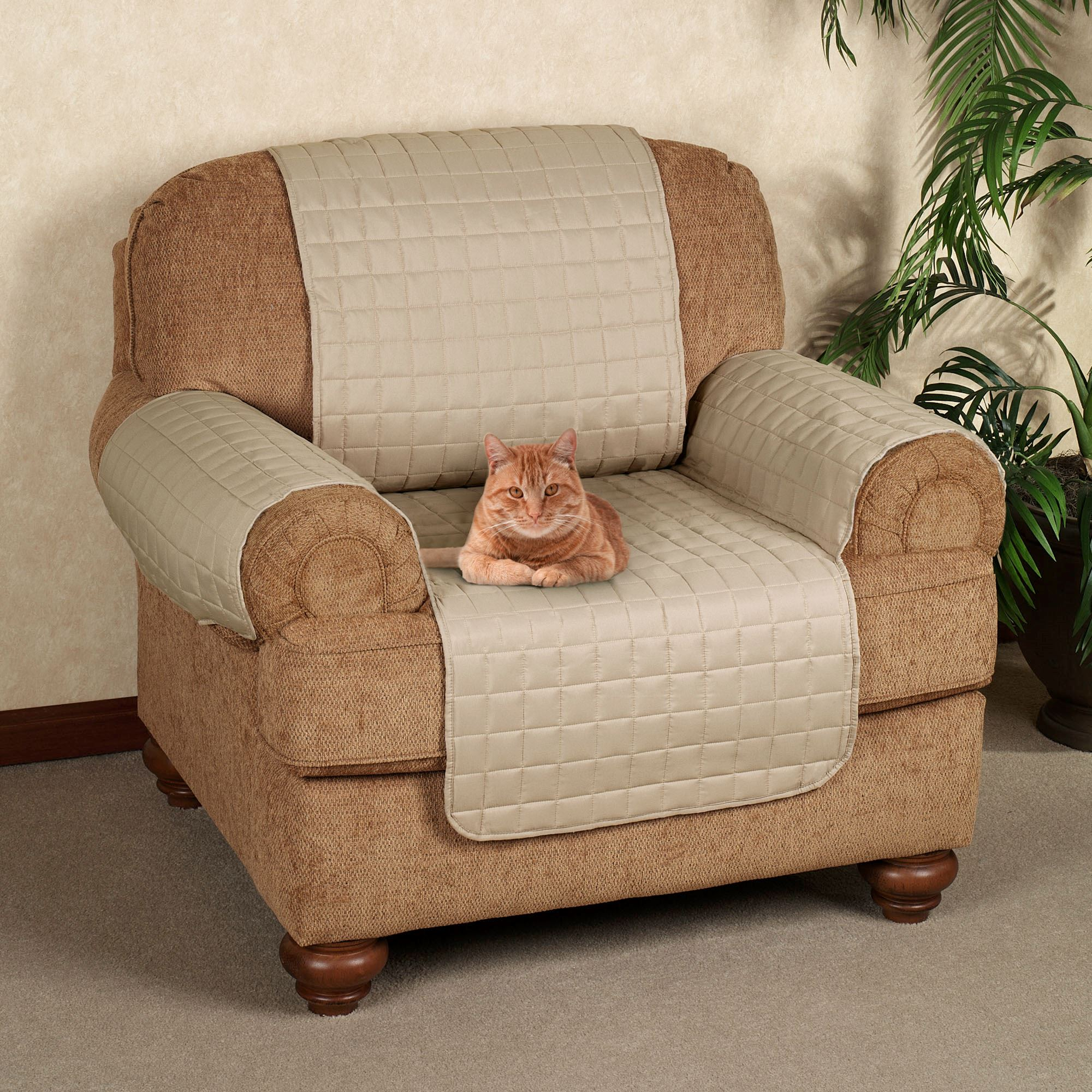 Chair Cover Microfiber Pet Furniture Chair Cover Chair